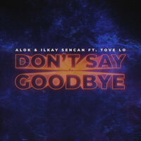 Alok & Ilkay Sencan (Feat. Tove Lo) - Don't Say Goodbye (Nitugal & Frost Remix) постер